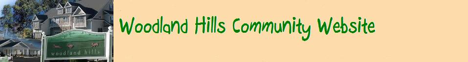 Woodland Hills Community Website